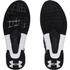 Under Armour Men's SpeedForm AMP Training Shoes - Black/White: Image 5