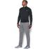 Under Armour Men's ColdGear Infrared Elements 1/4 Zip Long Sleeve Shirt - Black: Image 4