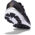 Under Armour Men's SpeedForm Gemini 2.1 Running Shoes - Black/White/Silver: Image 3