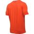 Under Armour Men's Sportstyle Left Chest Logo T-Shirt - Dark Orange/Nova Teal: Image 2