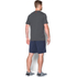 Under Armour Men's Sportstyle Logo T-Shirt - Carbon Heather/White/Dark Orange: Image 5