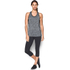 Under Armour Women's Colorblock Tech Tank - Black: Image 3