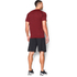 Under Armour Men's Tech Short Sleeve T-Shirt - Red/Black: Image 4