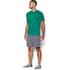 Under Armour Men's Jacquard Tech Short Sleeve T-Shirt - Green: Image 4