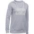 Under Armour Women's Favourite Fleece Hoody - True Grey Heather: Image 1