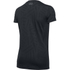 Under Armour Women's Jacquard Tech Short Sleeve T-Shirt - Black: Image 2