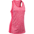 Under Armour Women's Colorblock Tech Tank - Knock Out: Image 1