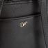 Diane von Furstenberg Women's Love Power Leather Backpack - Black: Image 6