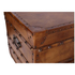Leather Trunk with Drawer: Image 5