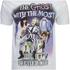 Beetlejuice Mens T-Shirt - Wit: Image 3
