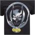 DC Comics Men's Batman Coin T-Shirt - Black: Image 3
