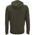 Brave Soul Men's Adrian Zip Through Hoody - Khaki: Image 2