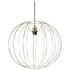 Broste Copenhagen Wire Metal Ceiling Lamp: Image 1
