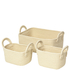Broste Copenhagen Set of Jute Baskets and Boxes: Image 1