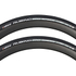 Vittoria Rubino Pro Speed G+ Isotech Clincher Tyre Twin Pack: Image 1