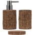 Sorema Woody Bathroom Accessories (Set of 3): Image 1