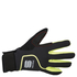 Sportful Sotto Zero Gloves - Black/Yellow: Image 1