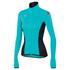 Sportful Women's Fiandre Light NoRain Long Sleeve Jersey - Turquoise: Image 1