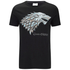 Game of Thrones Mens Stark Sigil T-Shirt - Zwart: Image 1