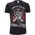 The Walking Dead Mens Grimes & Dixon T-Shirt - Zwart: Image 1