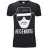 Breaking Bad Men's Heisenberg T-Shirt - Black: Image 1