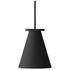 Menu Bollard Versatile Lamp - Black: Image 2
