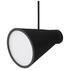 Menu Bollard Versatile Lamp - Black: Image 1