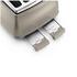 De'Longhi Elements Four Slice Toaster - Beige: Image 3