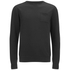 Dissident Men's Clere Pique Sweatshirt - Black: Image 1