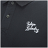 Tokyo Laundry Men's Whidbey Pique Polo Shirt - Black: Image 3