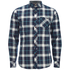 Tokyo Laundry Men's Callaghan Flannel Long Sleeve Shirt - Porcelain Green: Image 1
