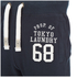 Tokyo Laundry Men's Lewiston Sweatpants - Dark Navy: Image 3