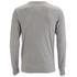 Tokyo Laundry Men's Point Hendrick Long Sleeve Top - Mid Grey Marl: Image 2