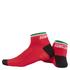 Nalini Strada Socks 6cm - Red: Image 1