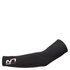 Nalini Nanodry Arm Warmers - Black: Image 1