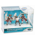 Papo Pirates and Corsairs: Display Box Pirates and Corsairs (3 Figurines): Image 1