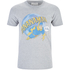Bananaman Mens Eat A Banana T-Shirt - Grijs: Image 1