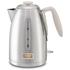 Tefal Maison KI260AUK Stainless Steel Kettle - Oatmeal Grey: Image 1