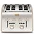 Tefal Maison TT770AUK Stainless Steel 4 Slice Toaster - Oatmeal Grey: Image 1