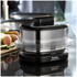 Tefal VC135215 Mini Compact Steamer - Black/Stainless Steel: Image 3