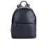 Ted Baker Men's Leather Backpack - Navy: Image 1