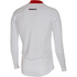 Castelli Prosecco Long Sleeve Base Layer - White: Image 2