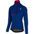 Castelli Women's Indispensible Jacket - Blue/Pink: Image 1