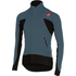 Castelli Alpha Long Sleeve Jersey - Grey/Black: Image 1