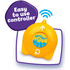 Teletubbies Radio Control Inflatable - Dipsy: Image 2
