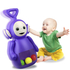 Teletubbies Inflatable Bopper Tinky Winky: Image 2