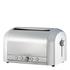 Magimix 11535 4 Slice Polished Toaster - Stainless Steel: Image 1