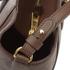 Lauren Ralph Lauren Women's Bethany Shoulder Bag - Burnished Brown: Image 7