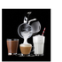 Dualit 85180 Café Cino Capsule Coffee Maker with Milk Frother: Image 4