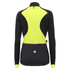 Santini Women's Coral Windstopper Jacket - Yellow: Image 3